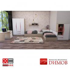 Модул Дамяна M 028 A скрин От Мебели Домино
