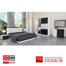 Конфигурация за спалня Дамяна 7 От Мебели Домино