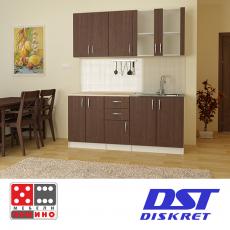 Кухня №25 Мираж От Мебели Домино