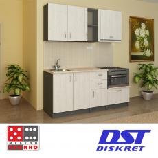 Кухня №22 Мираж От Мебели Домино