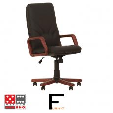 Президентски офис стол Carmen 6508 От Мебели Домино