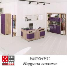 Офис обзавеждане Композиция 12 От Мебели Домино