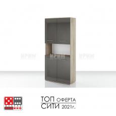 Офис шкаф Гранд модул 16 От Мебели Домино