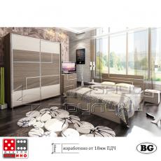 Спално обзавеждане Торино От Мебели Домино