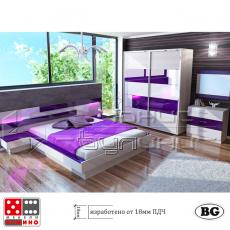 Спално обзавеждане Фиоре От Мебели Домино