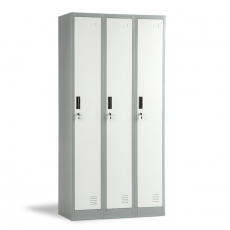 Метален шкаф Carmen CR-1242 J LUX От Мебели Домино