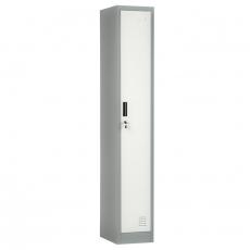 Метален шкаф Carmen CR-1242-1 J LUX От Мебели Домино