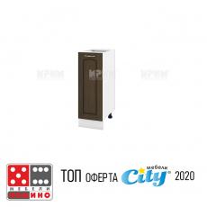 Метален шкаф Carmen CR-1244 J LUX От Мебели Домино