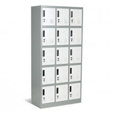 Метален шкаф Carmen CR-1245 J LUX От Мебели Домино