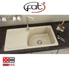 Кухненска мивка Фат 203 От Мебели Домино