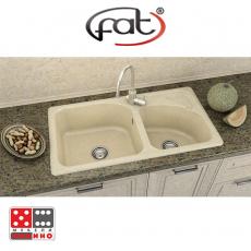 Кухненска мивка Фат 204 От Мебели Домино