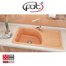 Кухненска мивка Фат 205 От Мебели Домино