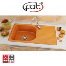 Кухненска мивка Фат 211 От Мебели Домино