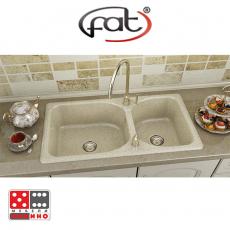 Кухненска мивка Фат 213 От Мебели Домино