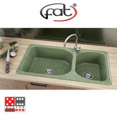 Кухненска мивка Фат 214 От Мебели Домино