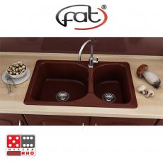 Кухненска мивка Фат 216 От Мебели Домино