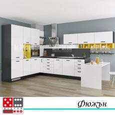 Кухня по проект Физалис От Мебели Домино
