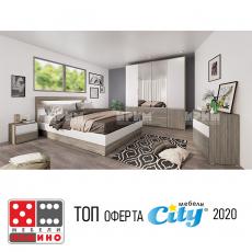 Спален комплект Сити 7009 От