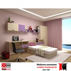 Детска стая Марио От Мебели Домино