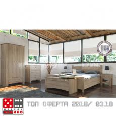 Спален комплект Сити 7025 От Мебели Домино