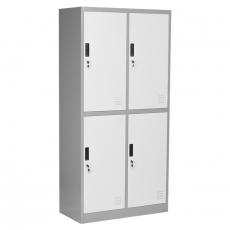 Метален шкаф Carmen CR-1251 J LUX От Мебели Домино