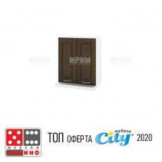 Метален шкаф Carmen CR-1257 J LUX От Мебели Домино