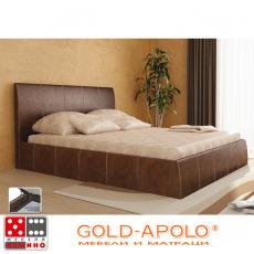 Тапицирано легло Капри От Мебели Домино