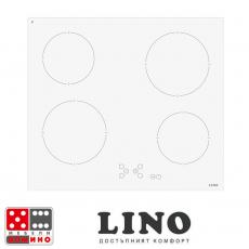 Бял Стъклокерамичен плот PVL TC4 V W От Мебели Домино