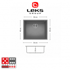 Кухненска мивка UNICO 410 От