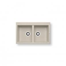 Кухненска мивка ALAZIA 79x50 2B От Мебели Домино