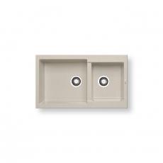 Кухненска мивка ALAZIA 86x50 1 3/4B От Мебели Домино