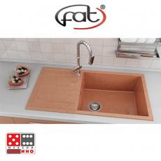 Кухненска мивка Фат 229 От Мебели Домино