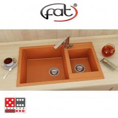Кухненска мивка Фат 233 От Мебели Домино