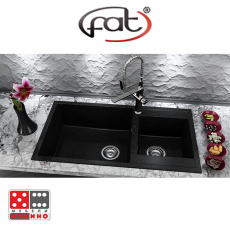 Кухненска мивка Фат 234 От Мебели Домино