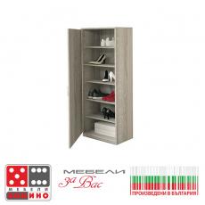 Шкаф за обувки 80 От Мебели Домино