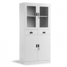 Метален шкаф Carmen CR-1247 LZ От Мебели Домино