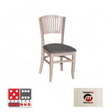 Трапезен стол Carmen 312 От Мебели Домино