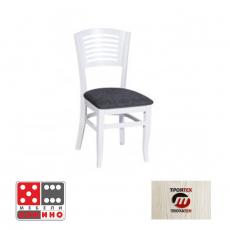 Трапезен стол Carmen 316 От Мебели Домино