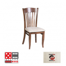 Трапезен стол Carmen 510 От Мебели Домино