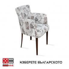 Трапезен стол Carmen Диего От Мебели Домино