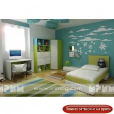 Конфигурация за детска стая Моди 1 От Мебели Домино