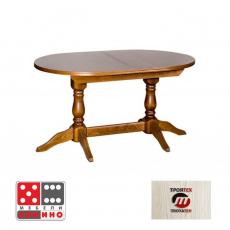 Трапезна маса Денвър От Мебели Домино