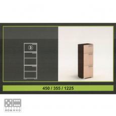 Модул 3 от система Севиля От Мебели Домино