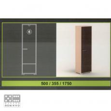 Модул 6 от система Севиля От Мебели Домино