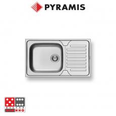 Кухненска мивка Dorian 86x50 1B 1D От Мебели Домино