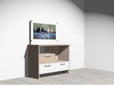 ТВ шкаф Симо От Мебели Домино