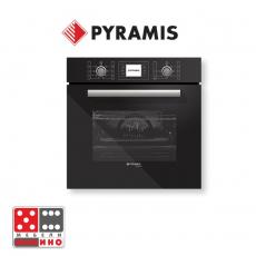 Фурна 60АП 1012 Черно стъкло Pyramis От Мебели Домино