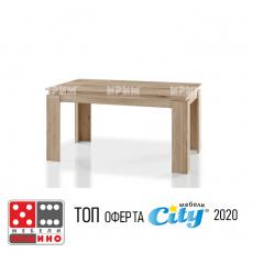 Трапезна маса Сити 6219 От Мебели Домино