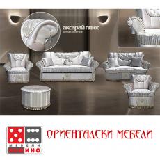 Холова гарнитура Слави От Мебели Домино