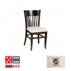 Трапезен стол Carmen 326 От Мебели Домино